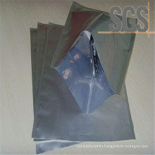 3-Sides Sealed Aluminum Foil Packing Bag with Zipper